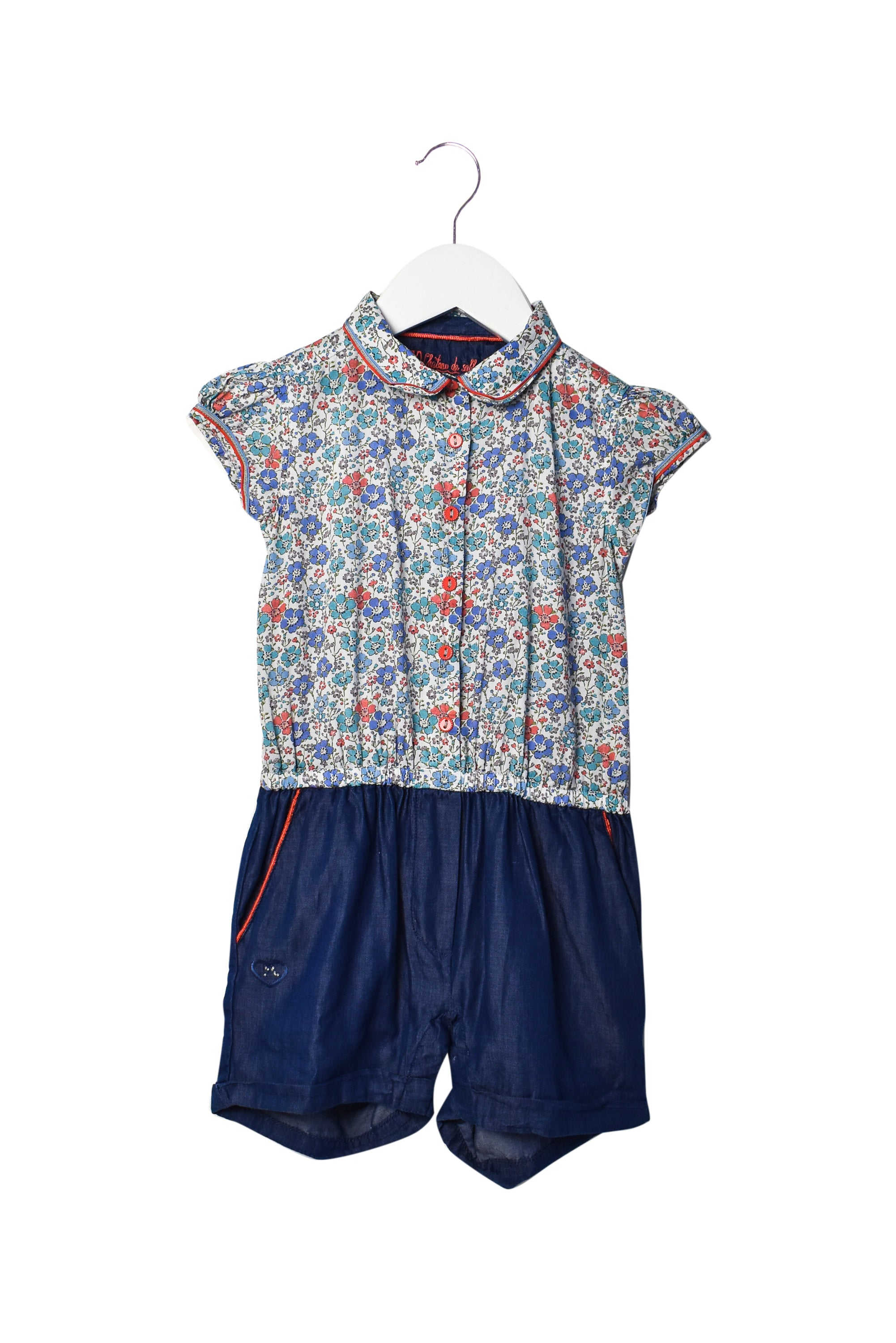10006855 Chateau de Sable Kids~Romper 4T at Retykle