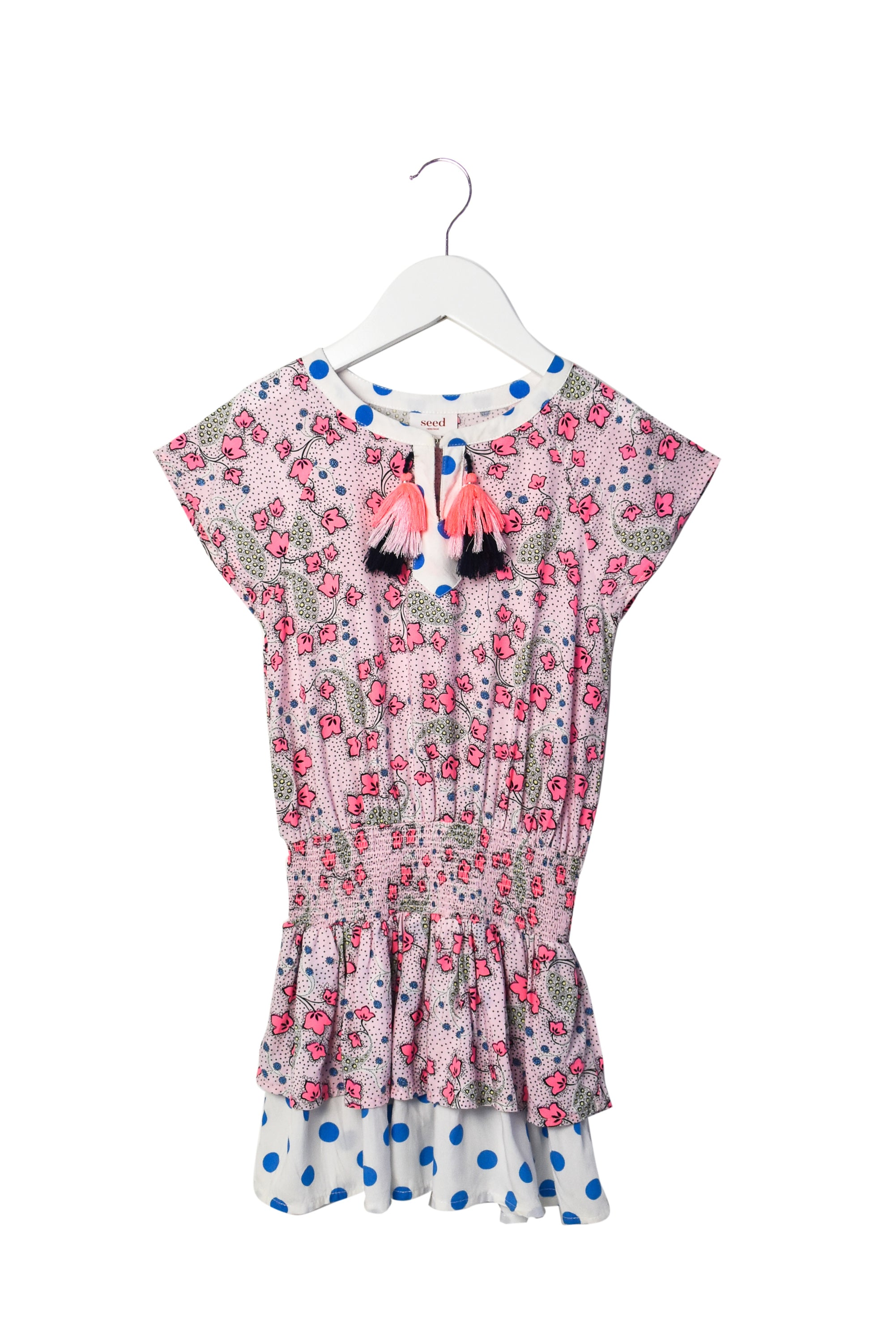 10006864 Seed Kids~Dress 4-5T at Retykle