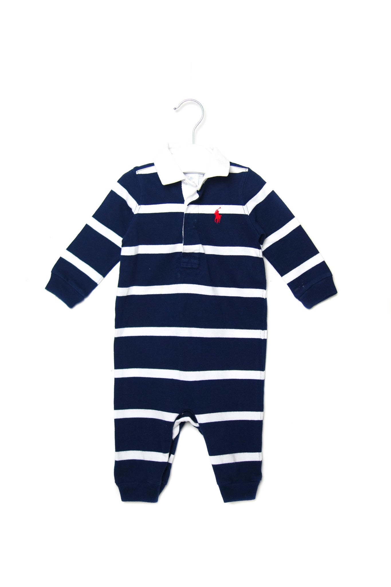 10002064 Ralph Lauren Baby~Jumpsuit 6M at Retykle