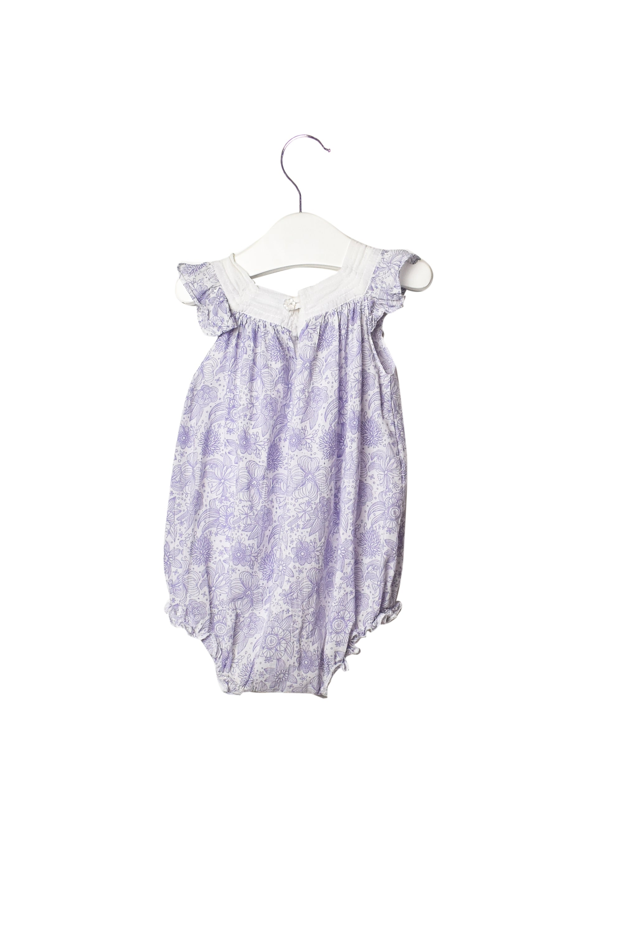 10008317 Feather Baby~ Bodysuit 6-9M at Retykle