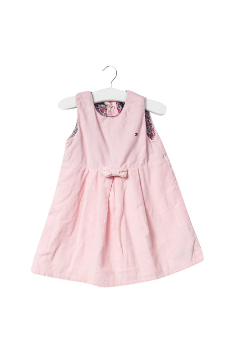 10046116 Tommy Hilfiger Baby~Sleeveless Dress 6-12M (74cm) at Retykle