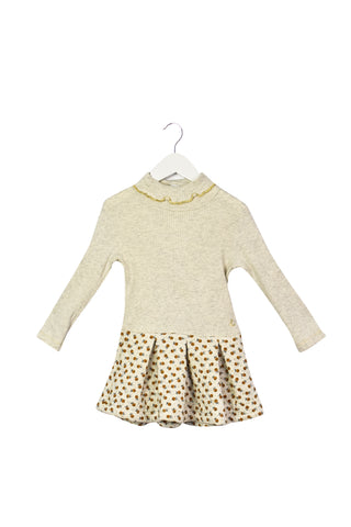 10037702 Petit Bateau Kids~Dress 3T at Retykle
