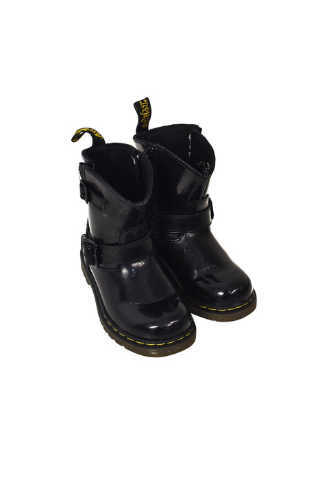 10040192 Dr. Martens Kids~Rain Boots 4T (EU 26) at Retykle