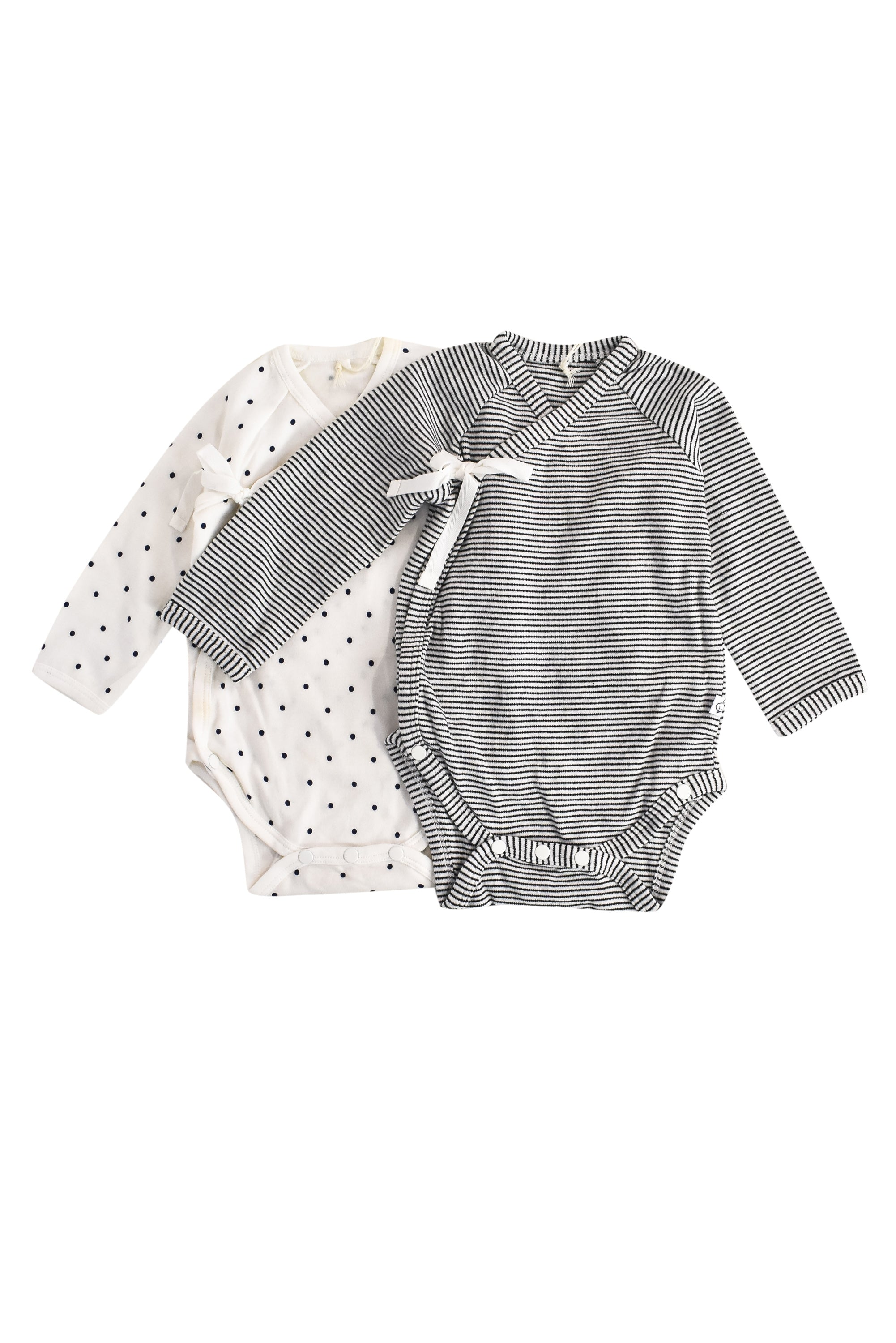 10041144 Babymio Baby~Bodysuit Set 3-6M at Retykle