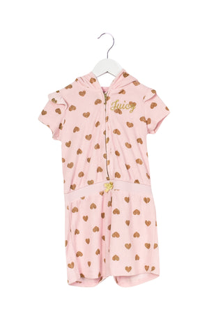 10040759 Juicy Couture Kids~Romper 6T at Retykle