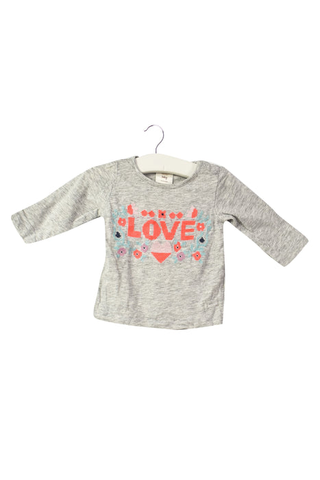 10042211 Seed Baby~Long Sleeve Top 0-3M at Retykle