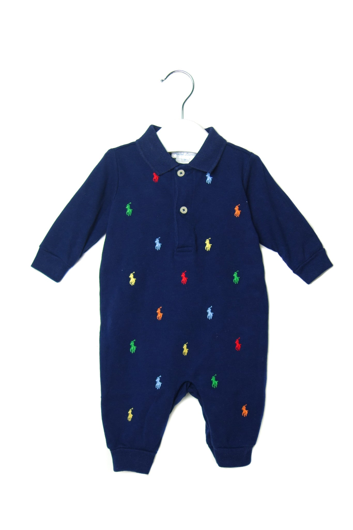 10002068 Ralph Lauren Baby~Jumpsuit 3M at Retykle