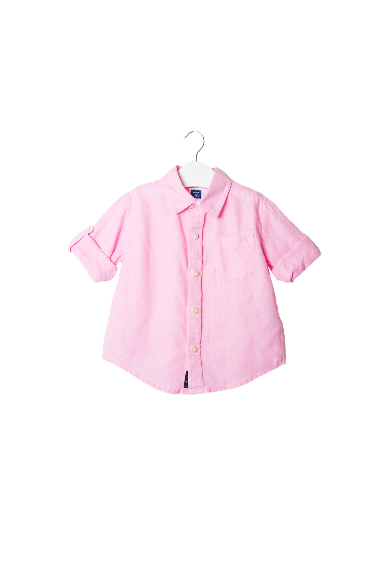 10003341 Janie & Jack Baby~Shirt 12-18M at Retykle