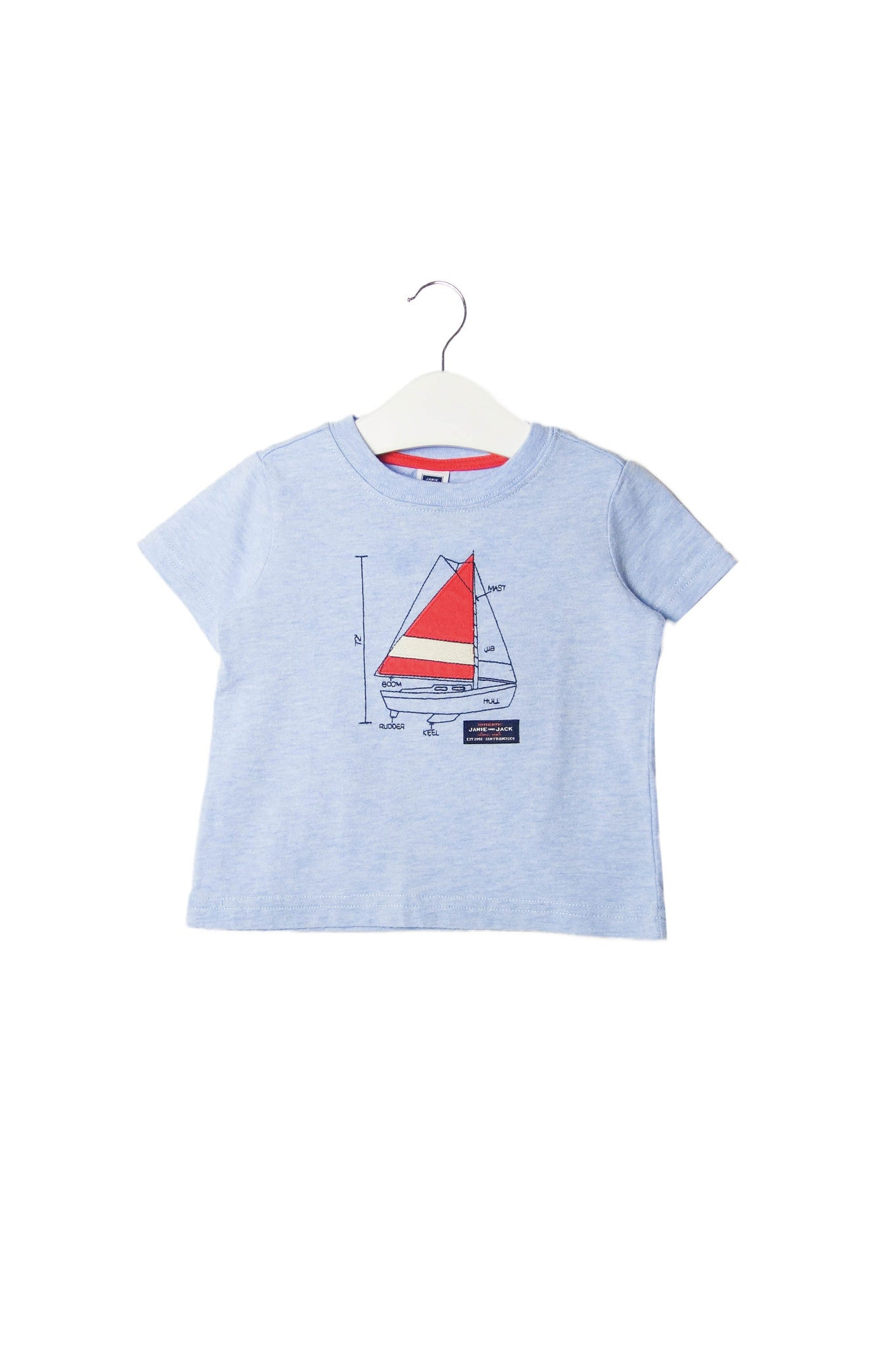 10003346 Janie & Jack Baby~T-Shirt 6-12M at Retykle