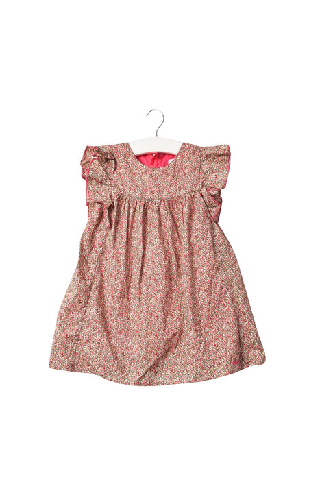 10042813 Chloe Baby~Short Sleeve Dress 12M at Retykle