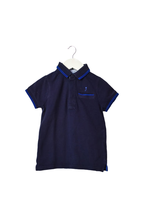 10042955 Jacadi Kids~Short Sleeve Polo 4T at Retykle