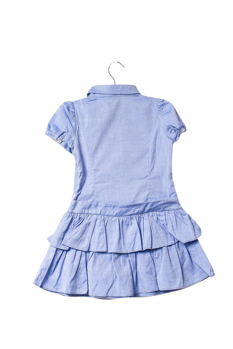 10046247 Nicholas & Bears Baby~Short Sleeve Dress 12M at Retykle