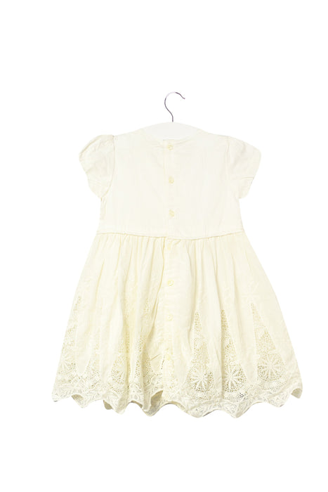10043630 Mamas & Papas Baby~Short Sleeve Dress 12-18M at Retykle