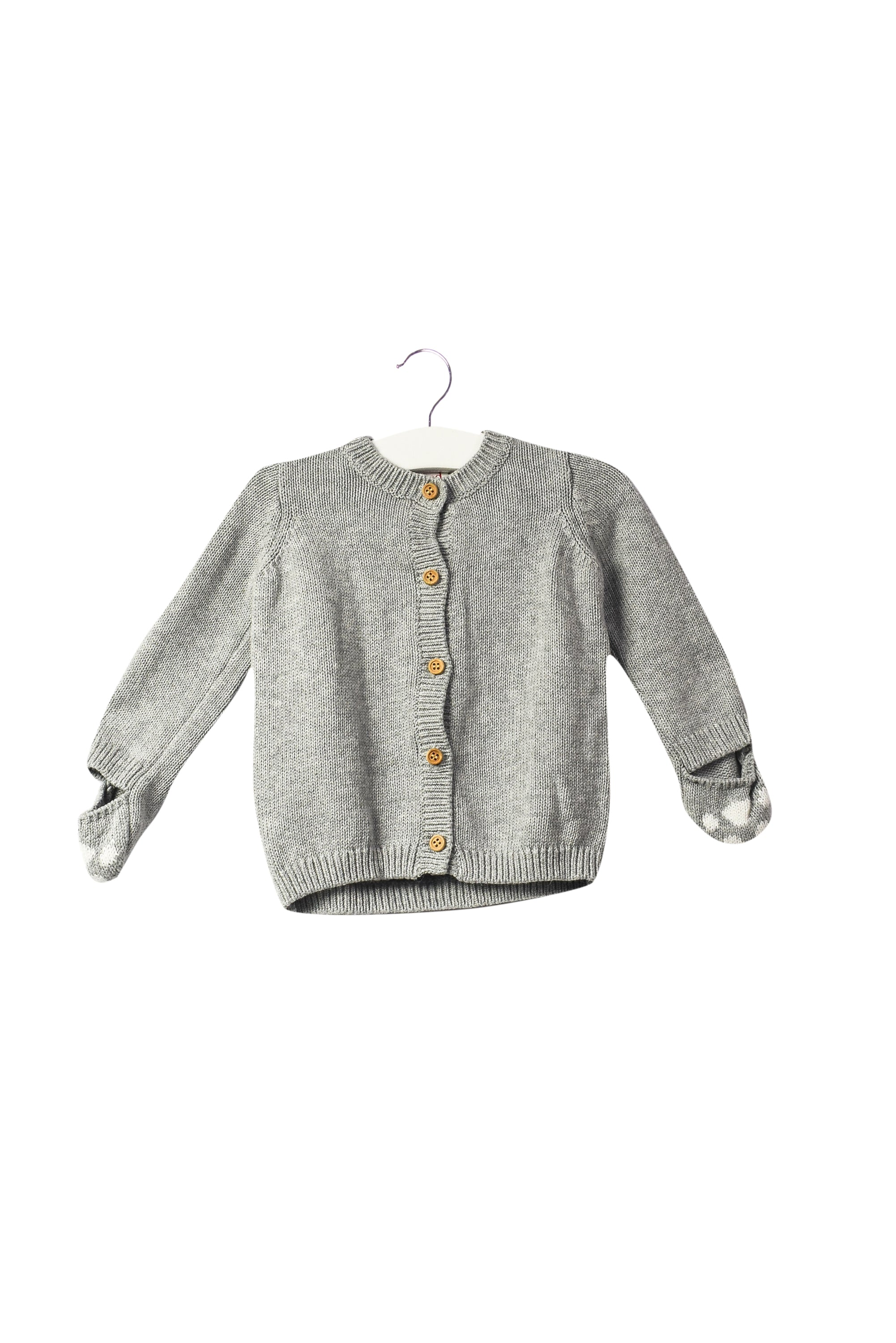 10043783 Seed Baby~Cardigan 0-3M at Retykle