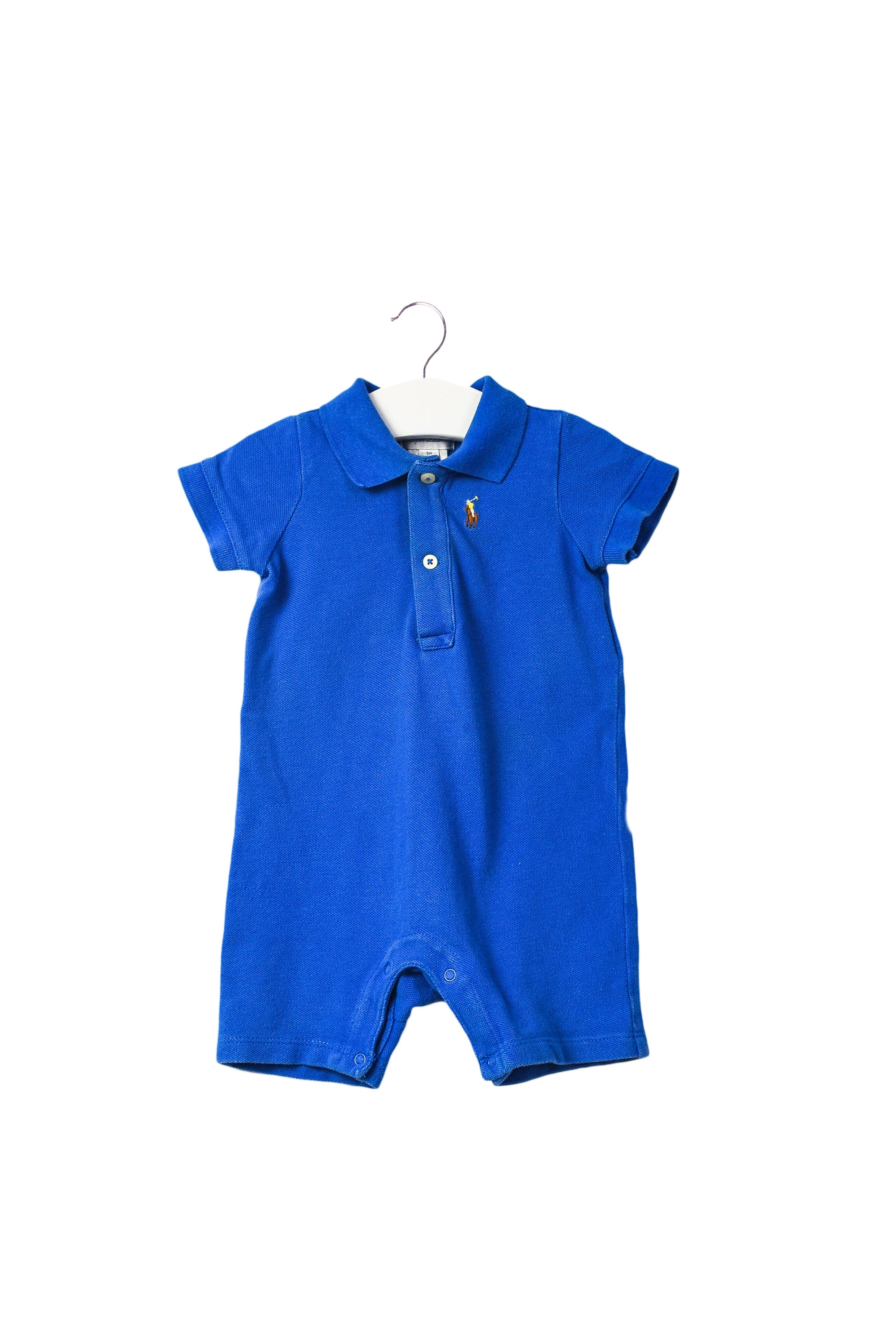 10043935 Ralph Lauren Baby~Romper 9M at Retykle