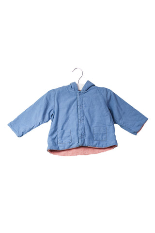 10044896 Petit Bateau Baby~Lightweight Jacket 3M at Retykle