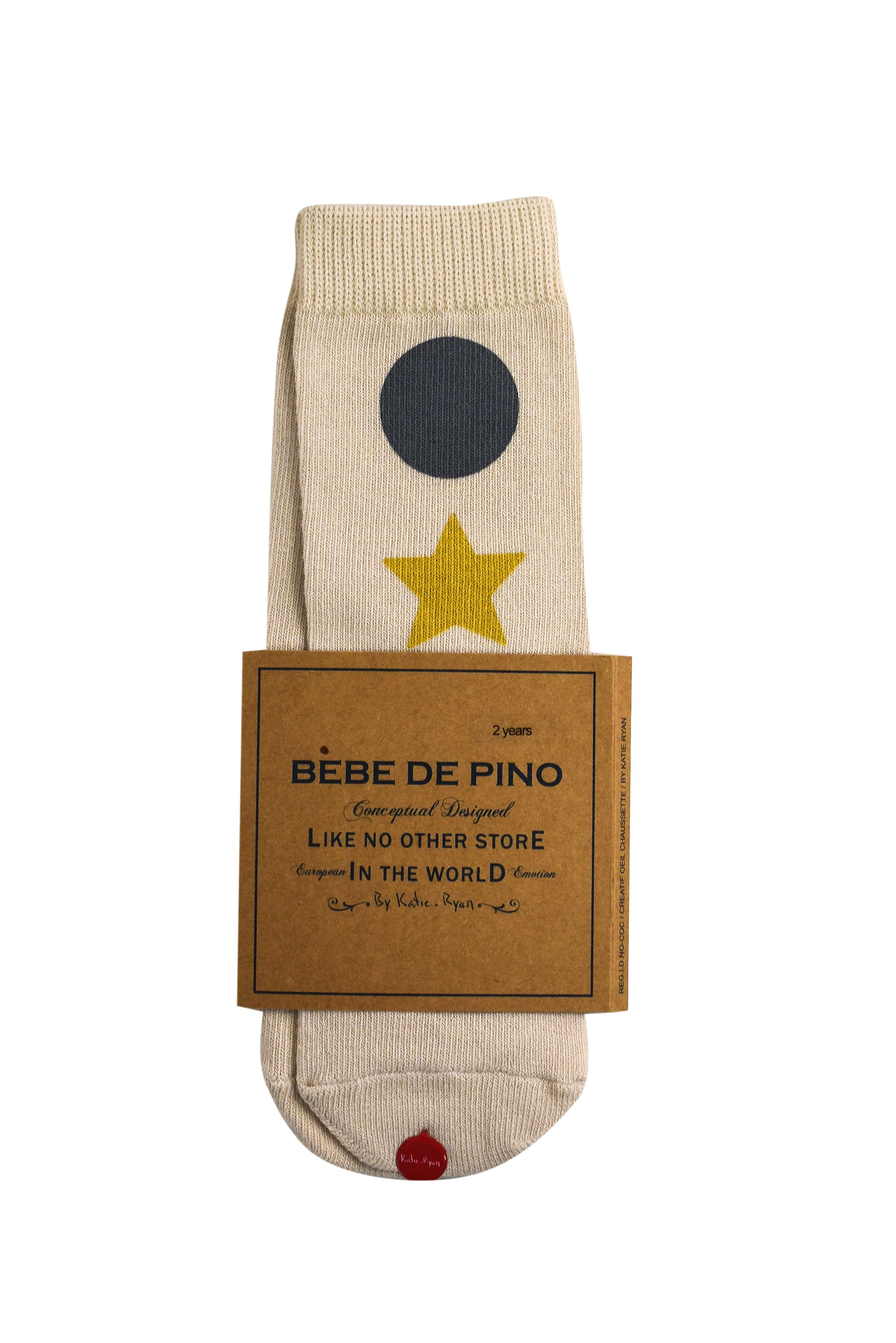 10044260 Bebe de Pino Kids~Socks 2T at Retykle