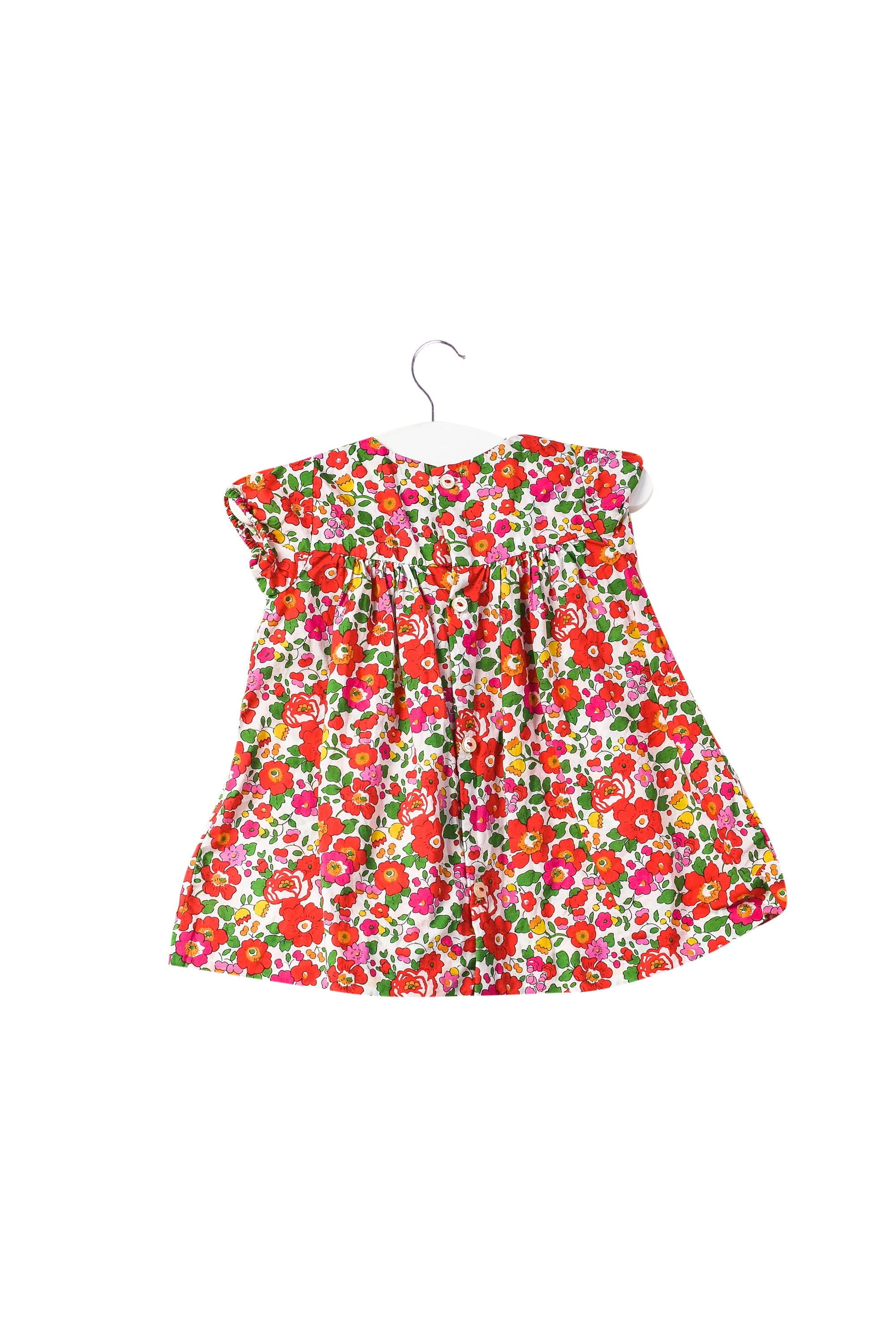 10044354 Jacadi Baby~Short Sleeve Dress 3M at Retykle