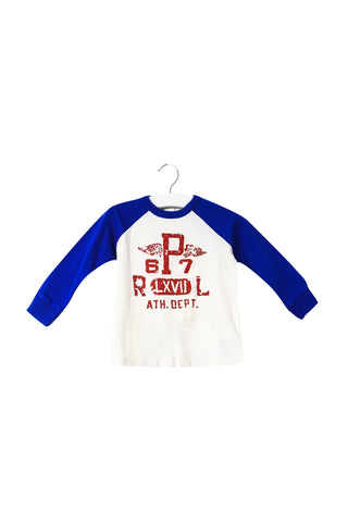 10044366 Ralph Lauren Baby~Long Sleeve Top 9M at Retykle
