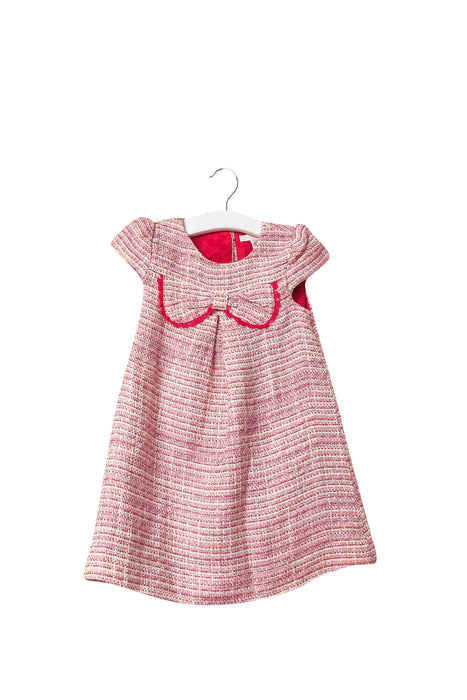 10046347 Janie & Jack Baby~Sleeveless Dress 18-24M at Retykle