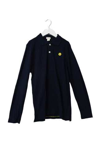 10044848 Crewcuts Kids~Long Sleeve Polo 10 at Retykle
