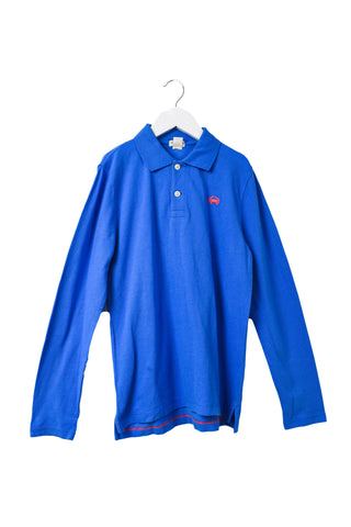 10044849 Crewcuts Kids~Long Sleeve Polo 10 at Retykle