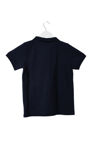10044851 Shanghai Tang Kids~Short Sleeve Polo 6T at Retykle