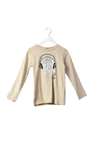 10044855 DKNY Kids~Long Sleeve Top 4T at Retykle
