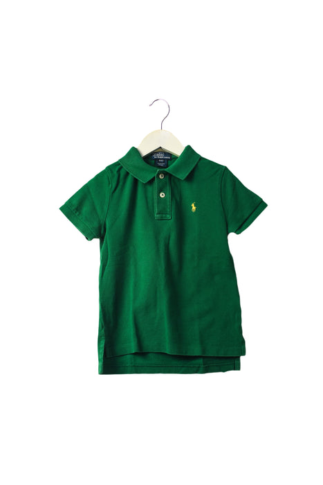 10045912 Polo Ralph Lauren Kids~Short Sleeve Polo 4T at Retykle