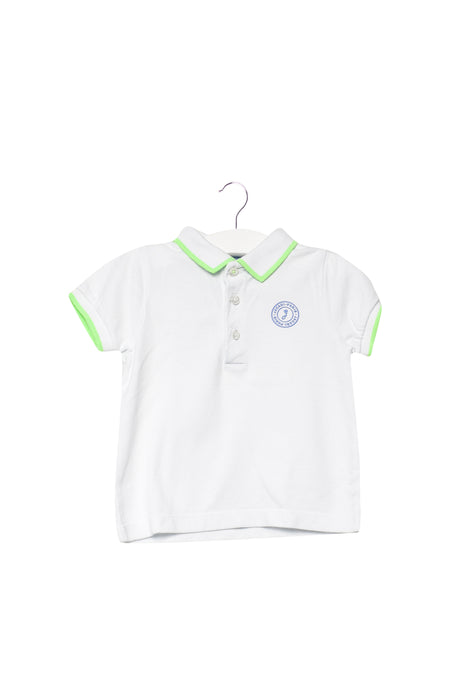 10046083 Jacadi Baby~Short Sleeve Polo 18M at Retykle