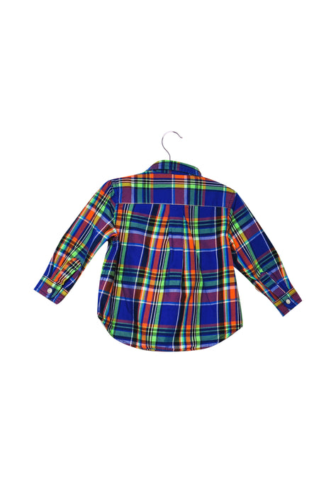 10046097 Ralph Lauren Baby~Shirt 9M at Retykle