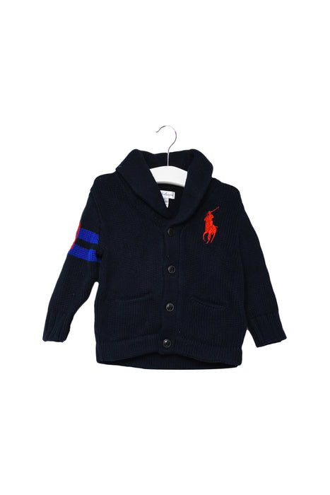 10046099 Ralph Lauren Baby~Knitted Cardigan 12M at Retykle