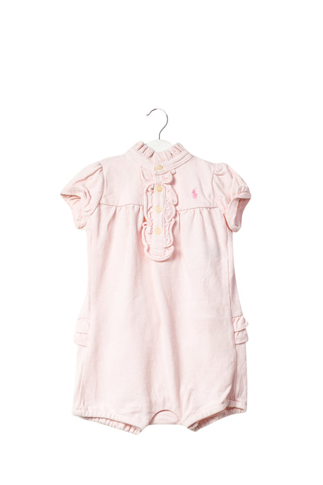 10046291 Ralph Lauren Baby~Romper 9M at Retykle