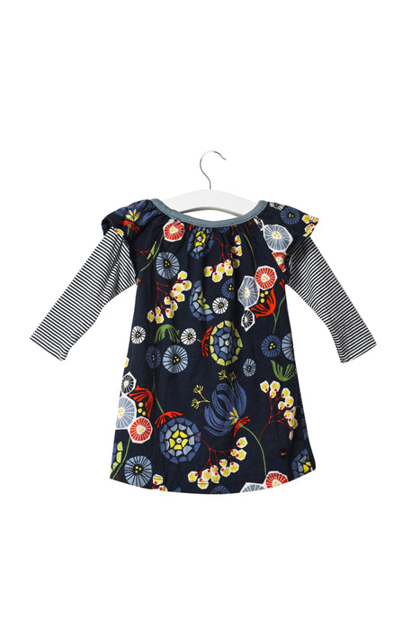 10046442 Tea Baby~Long Sleeve Dress 6-12M at Retykle