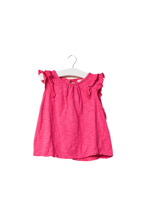 10046487 Seed Baby~Short Sleeve Top 12-24M at Retykle