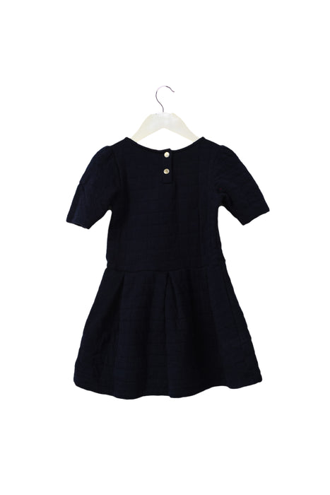 10046426 Petit Bateau Kids~3/4 Sleeves Dress 4T at Retykle