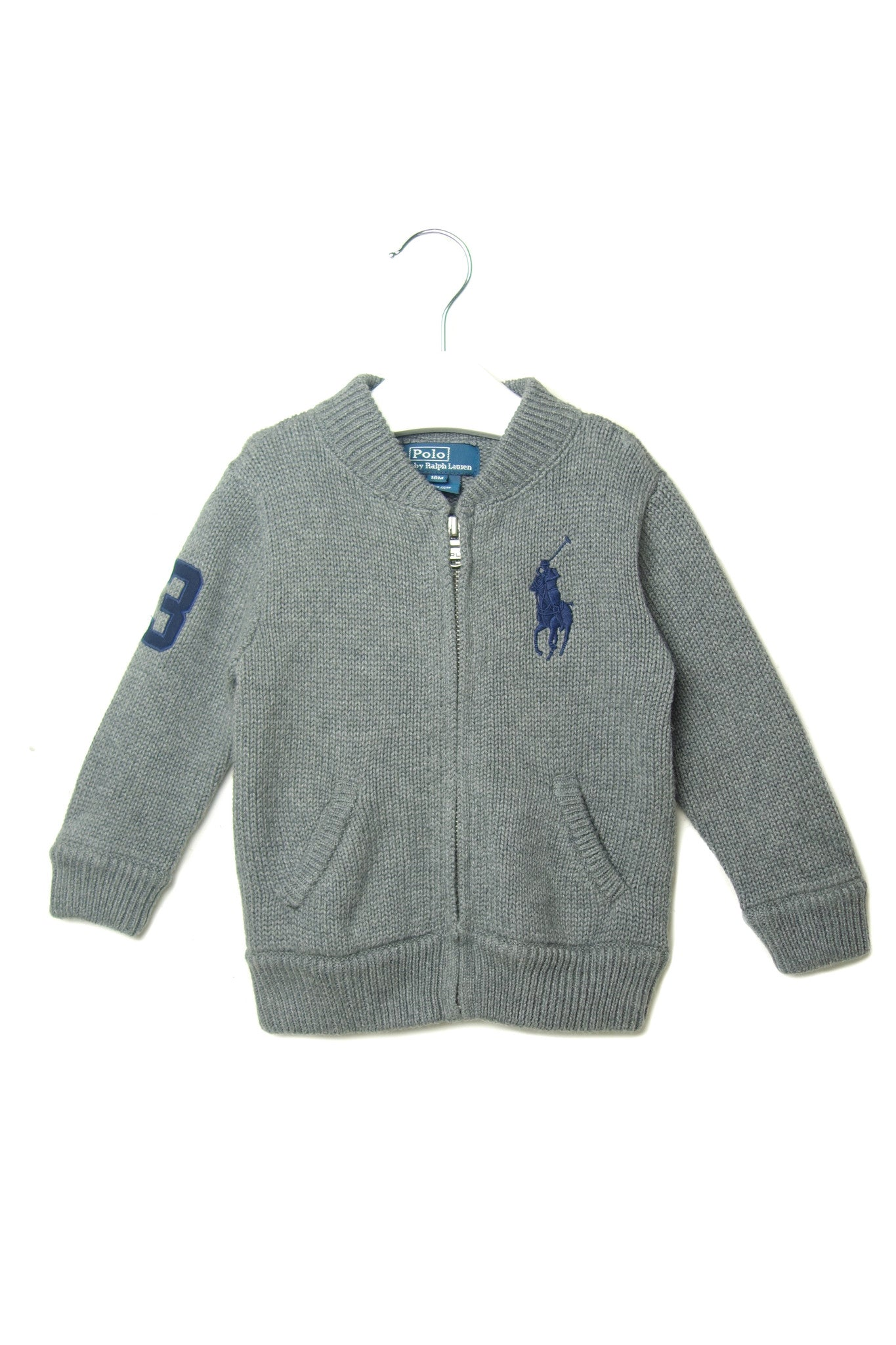 10002103 Polo Ralph Lauren Baby~Sweatshirt 18M at Retykle