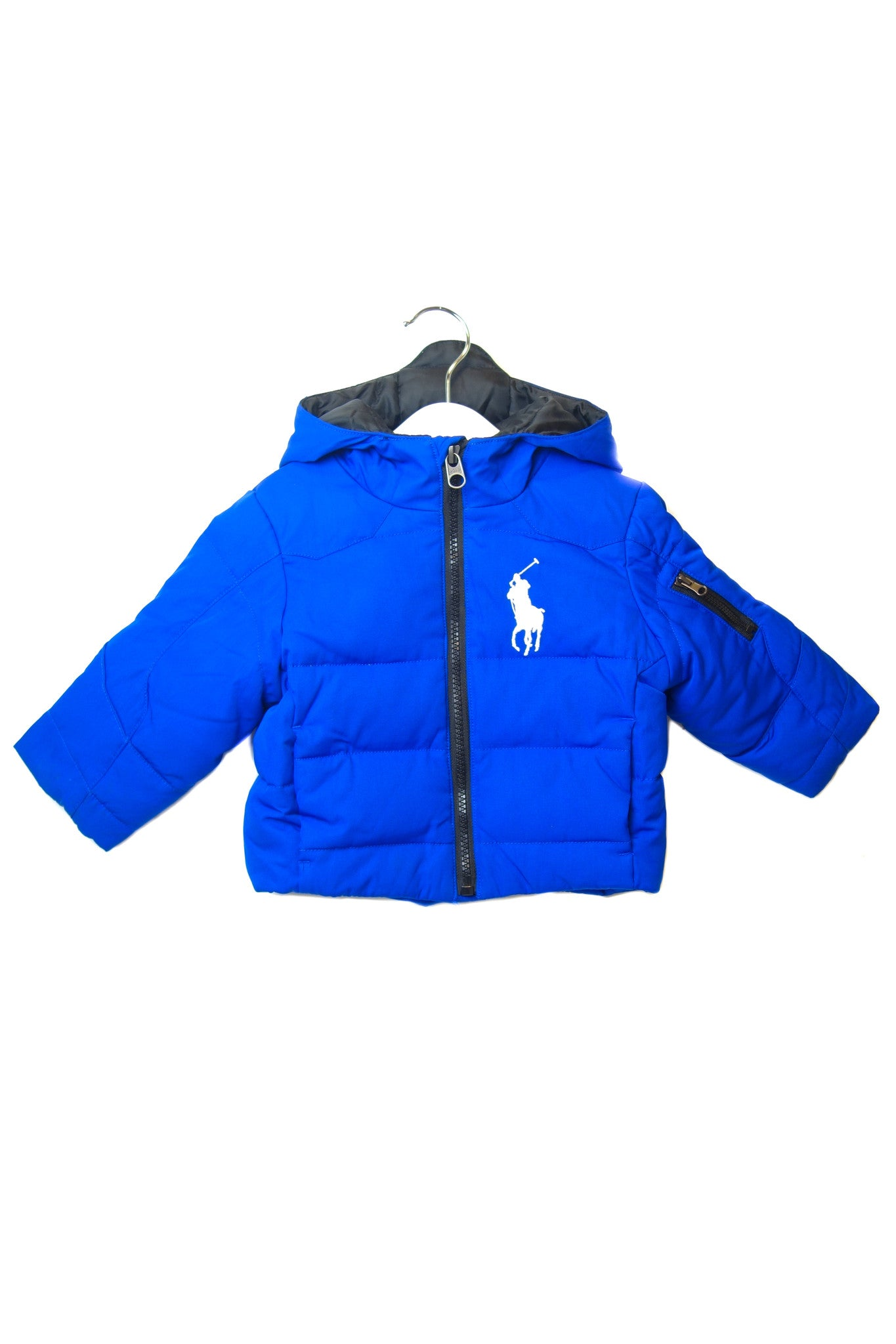 10002104 Polo Ralph Lauren Baby~Puffer Jacket 12M at Retykle