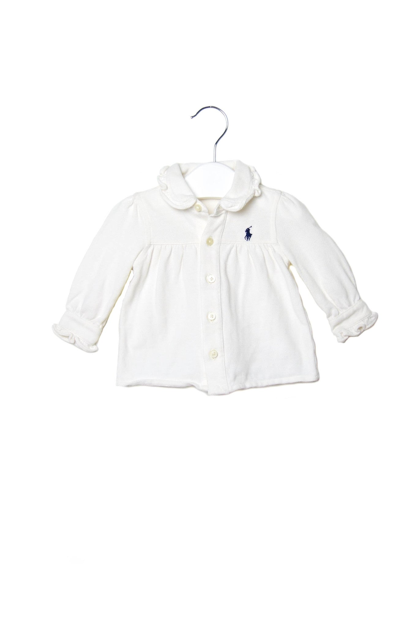 10002123 Ralph Lauren Baby~Top 3M at Retykle