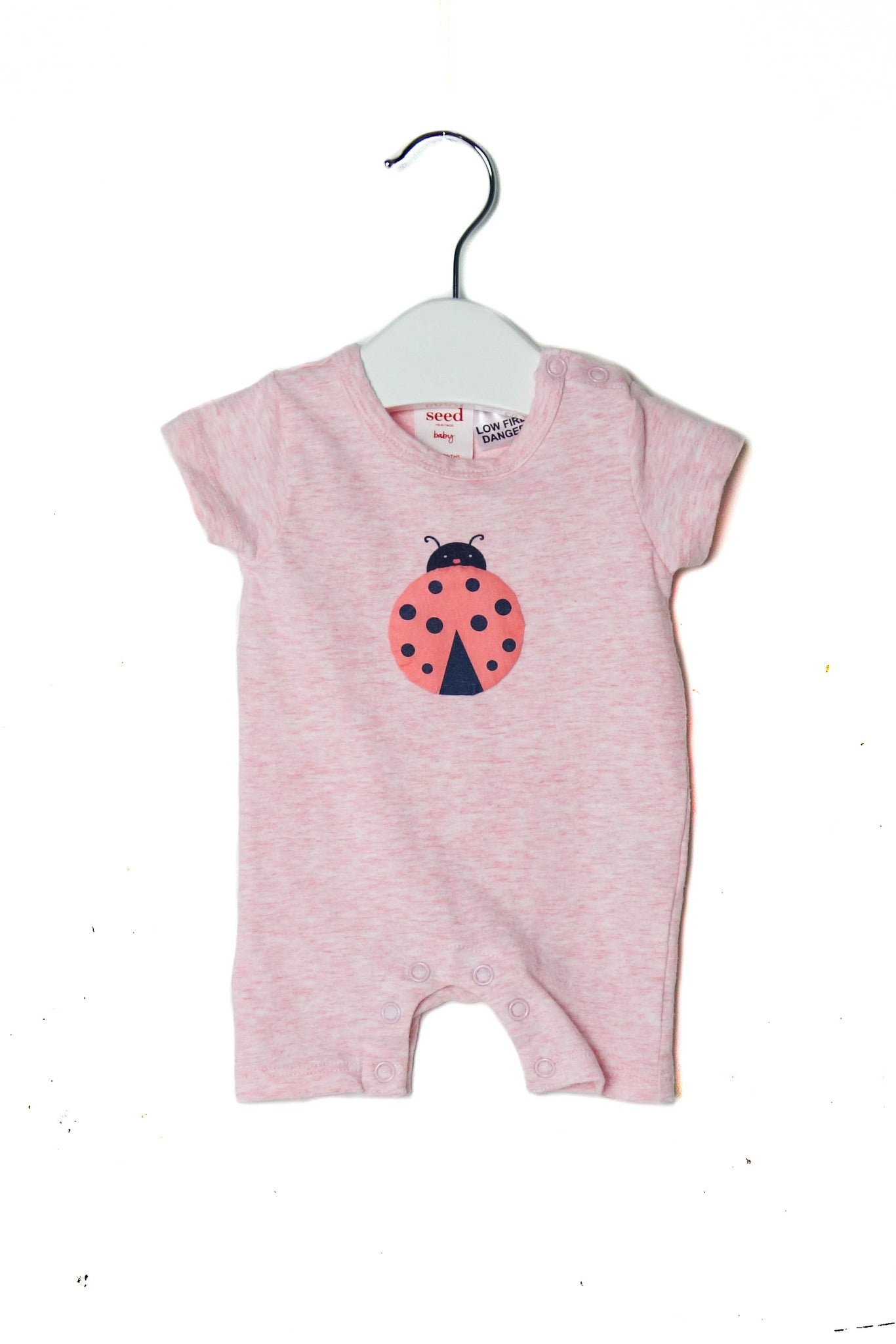 10002154 Seed Baby~Romper 0-3M at Retykle