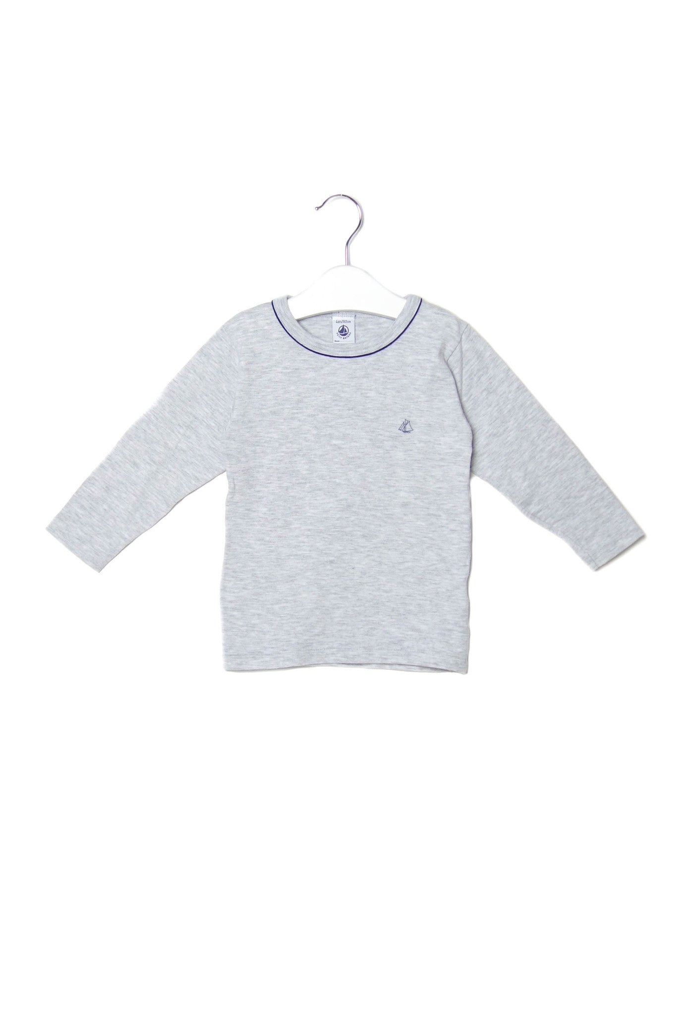 10002158 Petit Bateau Kids~Top 4T at Retykle