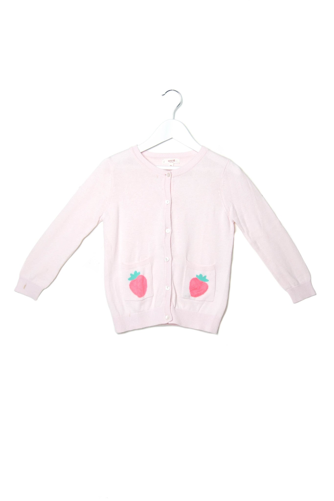 10002170 Seed Kids~Cardigan 4T at Retykle