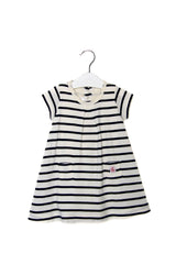 10002229 Petit Bateau Baby~Romper Dress 18M at Retykle