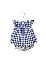 10003614 Ralph Lauren Baby~Top and Bloomer 9M at Retykle