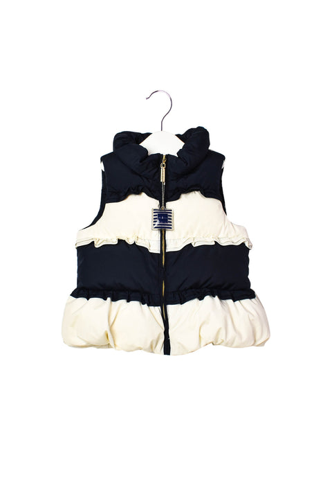 10003621 Nicholas & Bears Baby~Puffer Vest 18M at Retykle