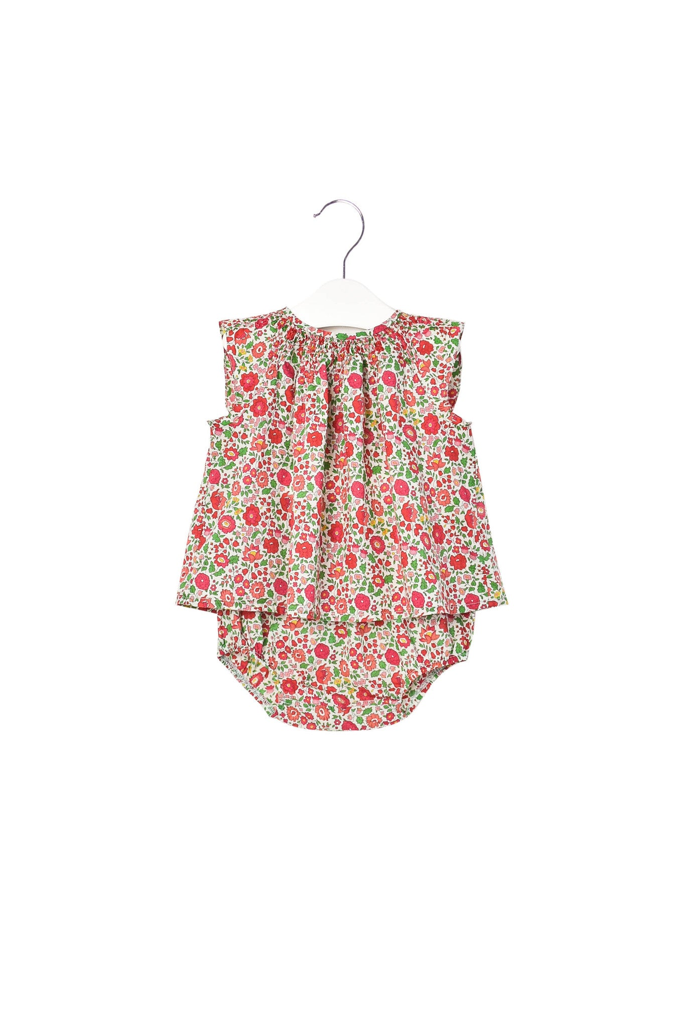 cd7221542 10003627 Bonpoint Baby~Top and Bloomer 12M at Retykle
