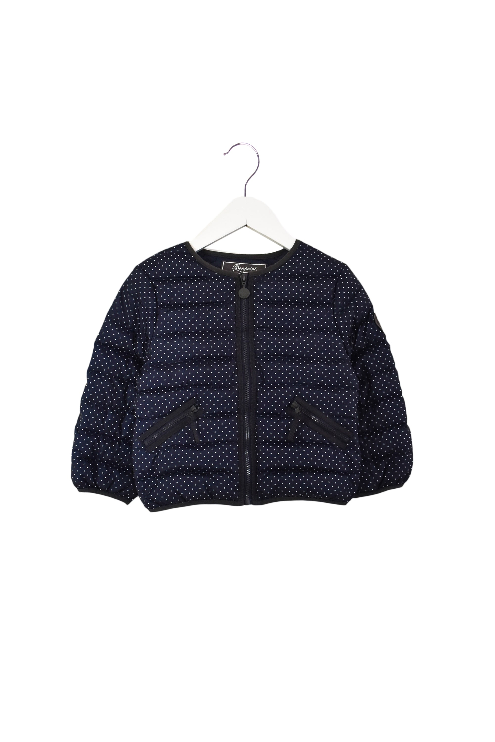 10013253 Bonpoint Kids~Puffer Jacket 3T at Retykle