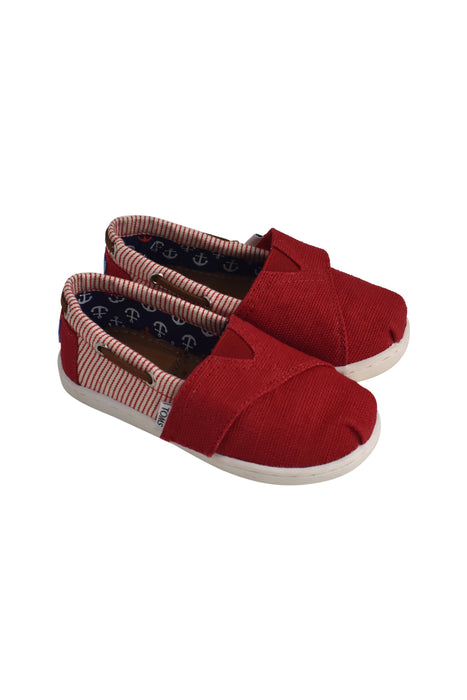 10039087 Toms Kids~Shoes 3T (EU 24.5) at Retykle