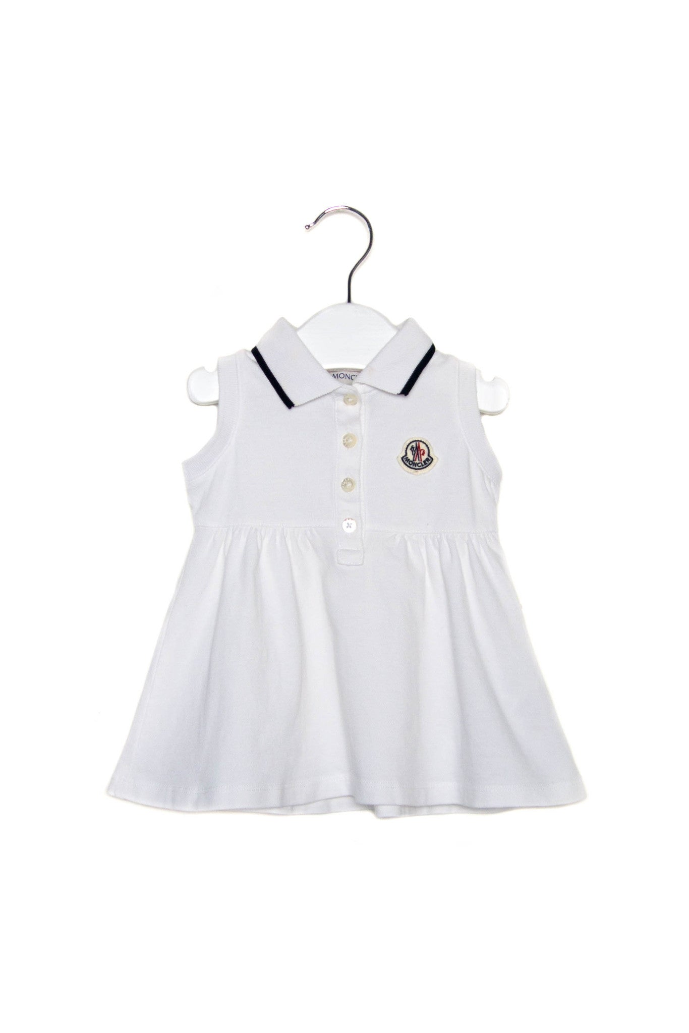 10002250 Moncler Baby~Dress and Bloomer 6M at Retykle