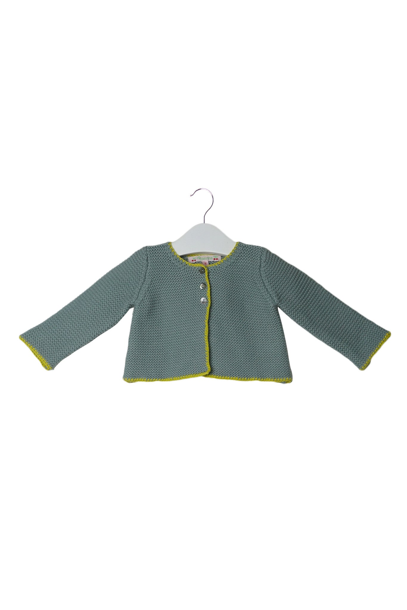 10002751 Bonpoint Baby~Cardigan 6M at Retykle